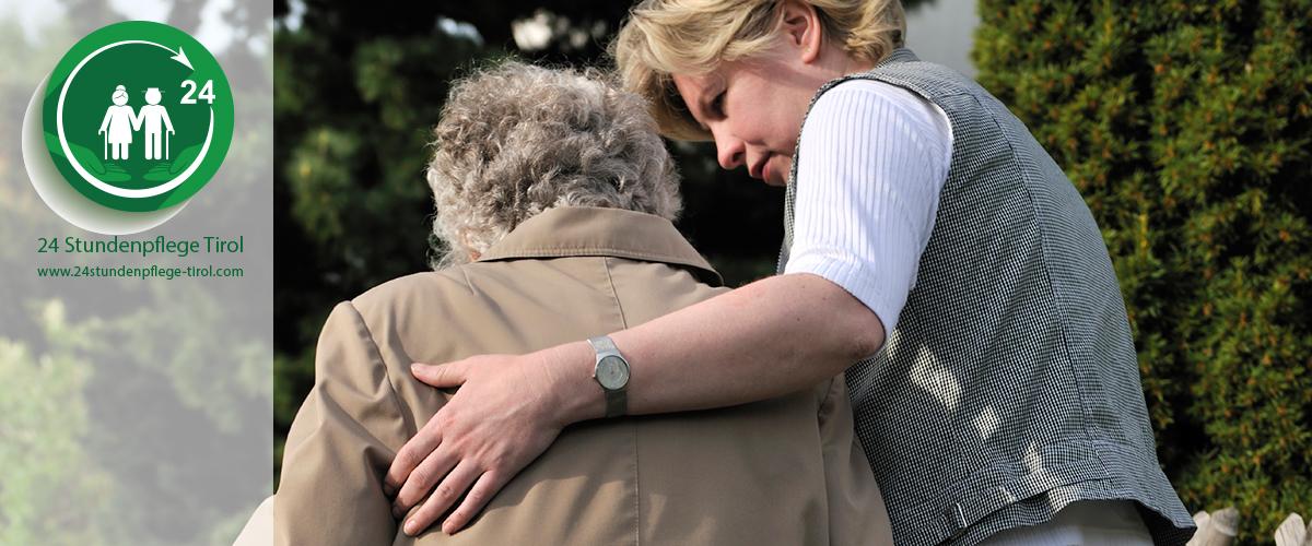 BetreuerInnen der 24 Stundenpflege Tirol - Günstige 24 Stundenpflege für Zuhause